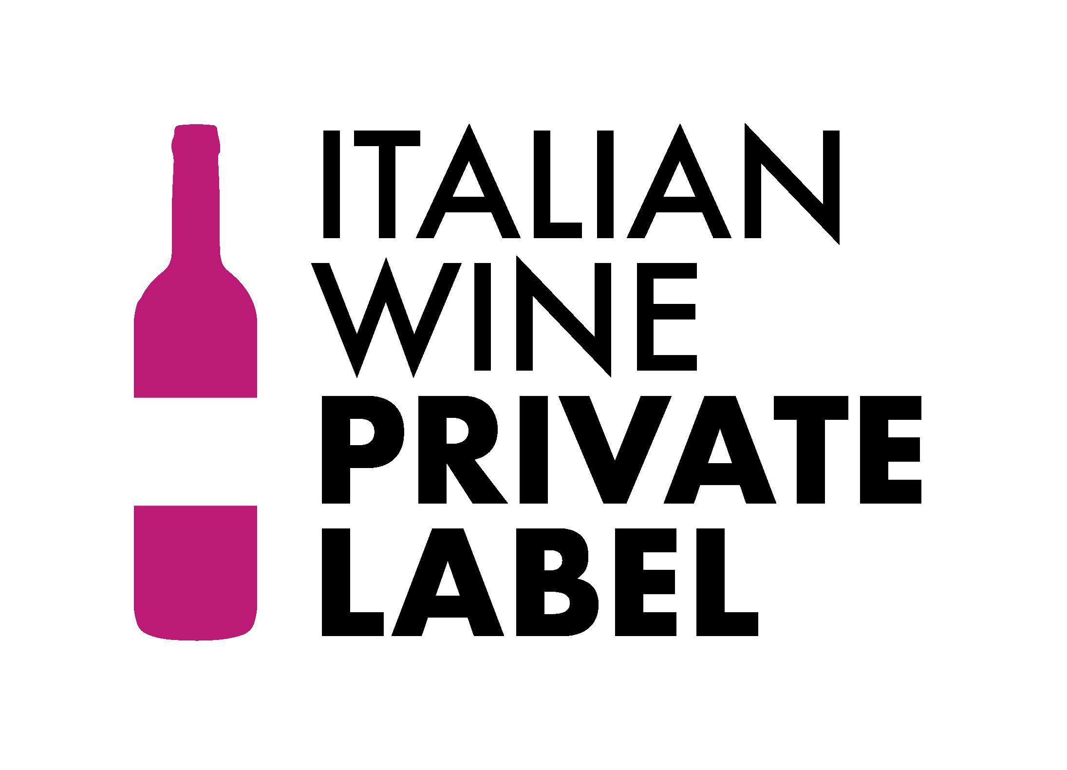 logo italian wine private label plwine